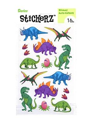Darice Stickerz Dinosaurs [Pack Of 12] (12PK-1214-42)
