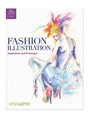 David And Charles Fashion Illustration Each (9780715336182)