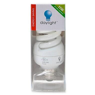 Daylight Company Spiral Daylight Simulation Bulbs 11 Watt Pl (U12617)