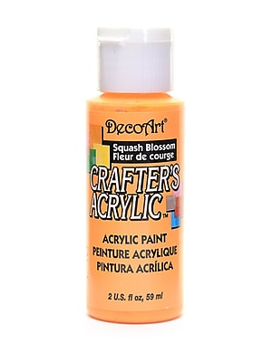 Decoart Crafters Acrylic 2 Oz Squash Blossom [Pack Of 12] (12PK-DCA55-3)