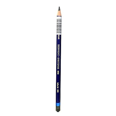 Derwent Inktense Pencils Indian Ink 2020 [Pack Of 12] (12PK-2301896)