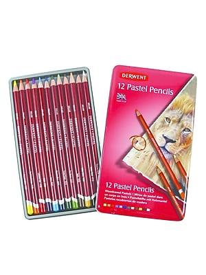 Derwent Pastel Pencil Sets Set Of 12 (32991)