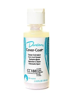 Duncan Cover-Coat Opaque Underglazes Lilac 2 Oz. [Pack Of 4] (4PK-CC188-2 81235)