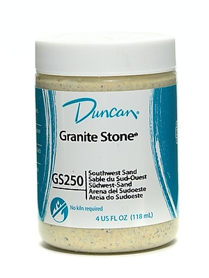Duncan Granite Stone Southwest Sand 4 Oz. [Pack Of 3] (3PK-GS250-4 96896)