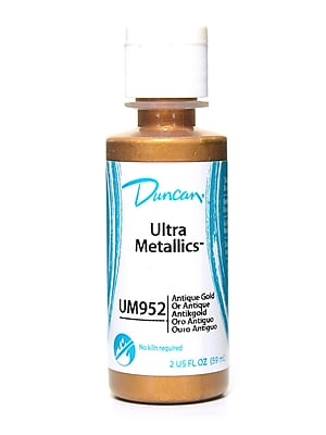 Duncan Ultra Metallics Antique Gold 2 Oz. [Pack Of 6] (6PK-UM952S-2 80211)
