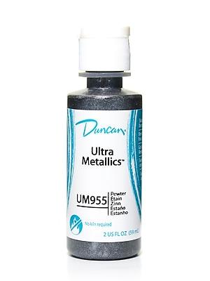 Duncan Ultra Metallics Pewter 2 Oz. [Pack Of 6] (6PK-UM955S-2 80214)