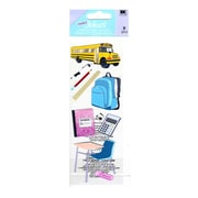 Ek Success A Touch Of Jolee'S Dimensional Stickers Back To School Pack Of 9 [Pack Of 6] (6PK-396066/SPJJ182)
