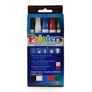 Elmer'S Painters Markers Bright Colors Assorted [Pack Of 2] (2PK-7518)
