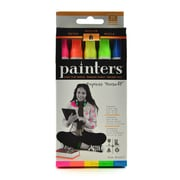 Elmer'S Painters Markers Neon Set Assorted [Pack Of 2] (2PK-W7571)