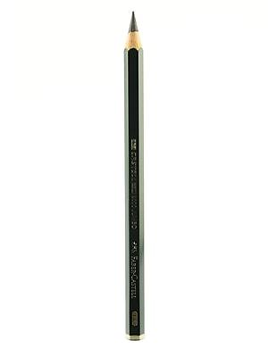 Faber-Castell 9000 Jumbo Graphite Pencils Hb [Pack Of 12] (12PK-119300)