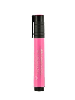 Faber-Castell Pitt Big Brush Artist Pens Pink Madder Lake 129 [Pack Of 4] (4PK-167629)