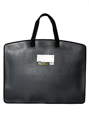 Filexec My Carry All Tote 18 In. X 24 In. Black (34050-7)