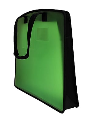 Filexec My Carry All Tote 21 In. X 27 In. Lime (34965)