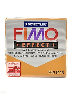 Fimo Soft Polymer Clay Gold 2 Oz. [Pack Of 5] (5PK-8020-11 US)