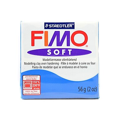 Fimo Soft Polymer Clay Pacific Blue 2 Oz. [Pack Of 5] (5PK-8020-37 US)