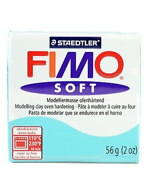 Fimo Soft Polymer Clay Peppermint 2 Oz. [Pack Of 5] (5PK-8020-39 US)