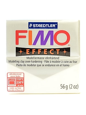 Fimo Soft Polymer Clay Translucent 2 Oz. [Pack Of 5] (5PK-8020-014 US)