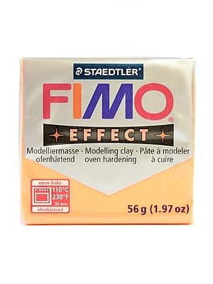 Fimo Soft Polymer Clay Transparent Orange 2 Oz. [Pack Of 5] (5PK-8020-404 US)