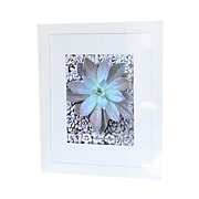 Framatic Metro Seamless Panel Frames White 16 In. X 20 In. 11 In. X 14 In. Opening (01620W51)