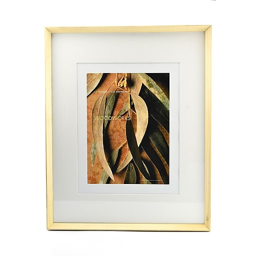 Framatic Woodworks Frames 16 In. X 20 In. 11 In. X 14 In. Opening ...