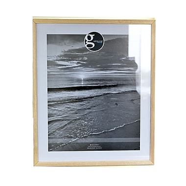 Gemline Frame All Purpose Solid Wood Frames Natural 24 In. X 30 In. (099.002430NT)