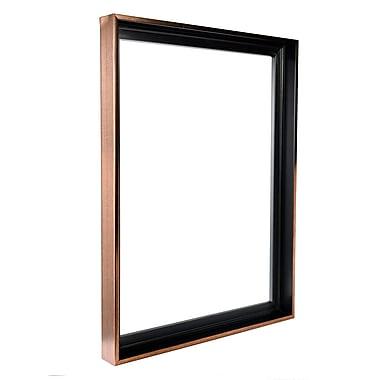 Gemline Frame Stretched Canvas Floater Frames Bronze 18 In. X 24 In. (777.101824BR)