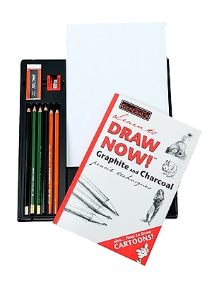 General'S Learn To Draw Now! Drawing Kit [Pack Of 2] (2PK-30)