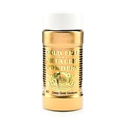 Gold Leaf  And  Metallic Co. Metallic And Mica Powders Deep Gold Oxidized 2 Oz. [Pack Of 2] (2PK-GLMP-0021-002)