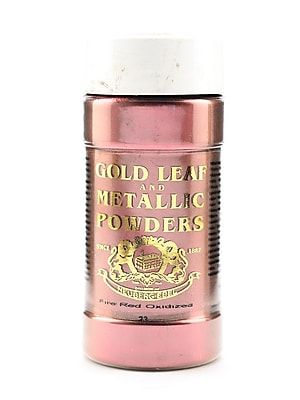 Gold Leaf And Metallic Co. Metallic And Mica Powders Fire Red Oxidized 2 Oz. [Pack Of 2] (2PK-GLMP-0023-002)