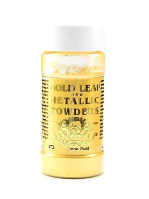 Gold Leaf And Metallic Co. Metallic And Mica Powders Inca Gold Mica 1 Oz. (GLMP-0073-001)