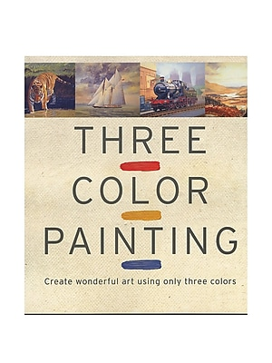 Guild Of Master Craftsmen Three Color Painting Each (9781861086648)