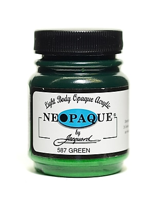 Jacquard Neopaque Colors Green [Pack Of 3] (3PK-JAC1587)