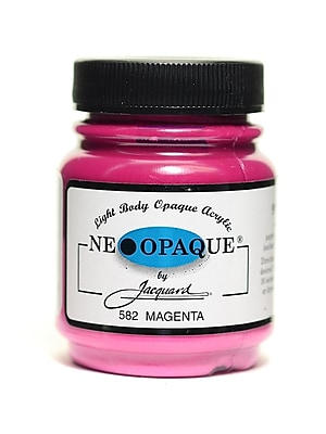 Jacquard Neopaque Colors Magenta [Pack Of 3] (3PK-JAC1582)