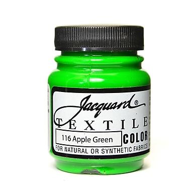 Jacquard Textile Colors Apple Green [Pack Of 4] (4PK-JAC1116)