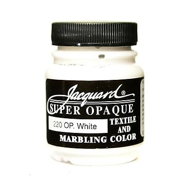 Jacquard Textile Colors Opaque White [Pack Of 4] (4PK-JAC1220)