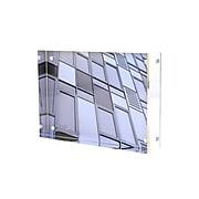 Kikkerland Acrylic Box Frames 3 1/2 In. X 5 In. (PF93-M)