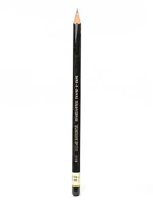Koh-I-Noor Toison D'Or Graphite Pencils 5B [Pack Of 24] (24PK-FA1900.5B)