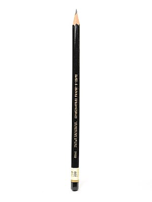 Koh-I-Noor Toison D'Or Graphite Pencils 8H [Pack Of 24] (24PK-FA1900.8H)