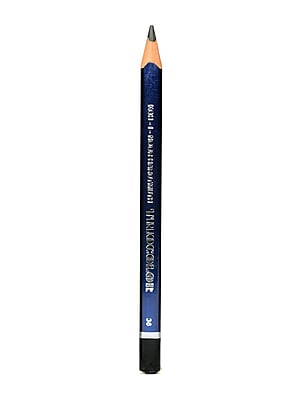 Koh-I-Noor Triocolor Grand Drawing Pencils Black [Pack Of 12] (12PK-FA3150.36)