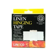Lineco Gummed Linen Tape 1 In. X 30 Ft. (L533-1025)