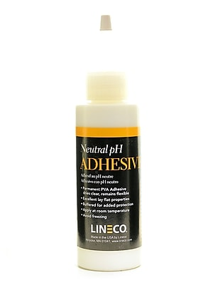 Lineco Neutral Ph Adhesive 4 Oz. [Pack Of 4] (4PK-901-1007)