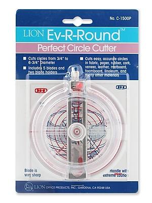 Lion Ev-R-Round Circle Cutter Circle Cutter (C-1500)