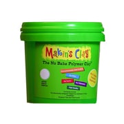 Makin'S Usa No Bake Polymer Clay 5 Lb. White (33052)