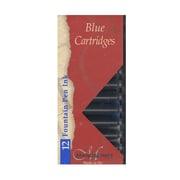 Manuscript Calligraphy Ink Cartridges Blue Pack Of 12 [Pack Of 6] (PK6-MC0461BE)