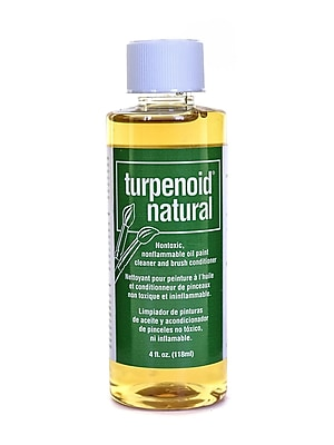 Martin/F. Weber Turpenoid Natural 4 Oz. [Pack Of 2] (2PK-1811)