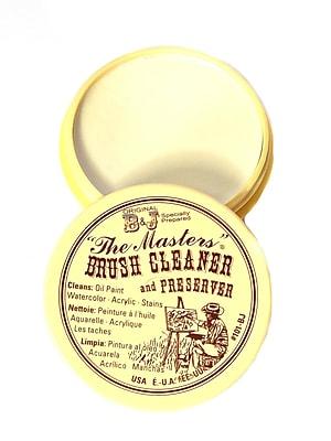 Masters Brush Cleaner And Preserver 2 1/2 Oz. [Pack Of 2] (2PK-105-BP)