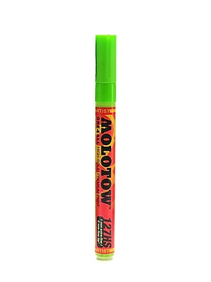 Molotow One4All Acrylic Paint Markers 2 Mm Grasshopper 221 [Pack Of 6] (6PK-127.233)