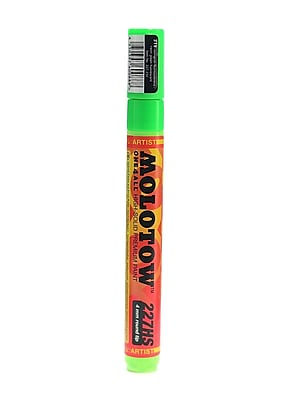Molotow One4All Acrylic Paint Markers 4 Mm Neon Green Fluorescent 219 [Pack Of 3] (3PK-227.232)