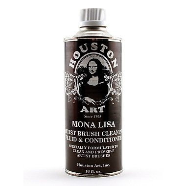 Mona Lisa Brush Cleaning Fluid 16 Oz. Can [Pack Of 2] (2PK-00160-016)