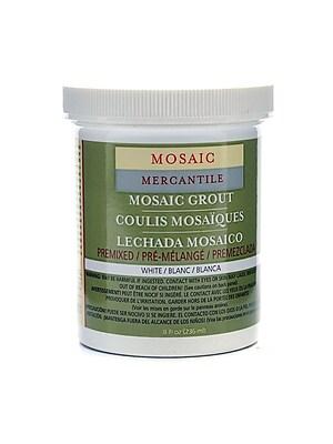 Mosaic Mercantile Tile Grout White (GRT-8)